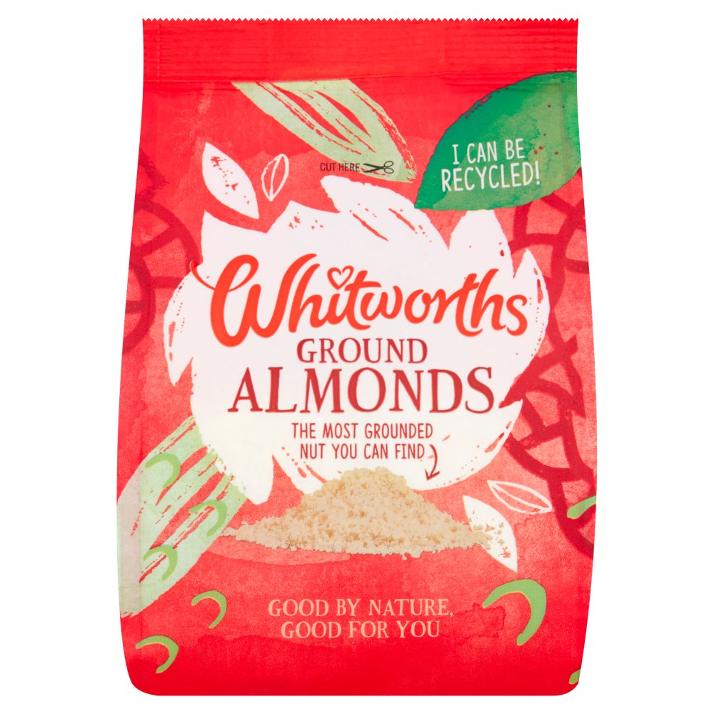 Whitworths Almonds Ground