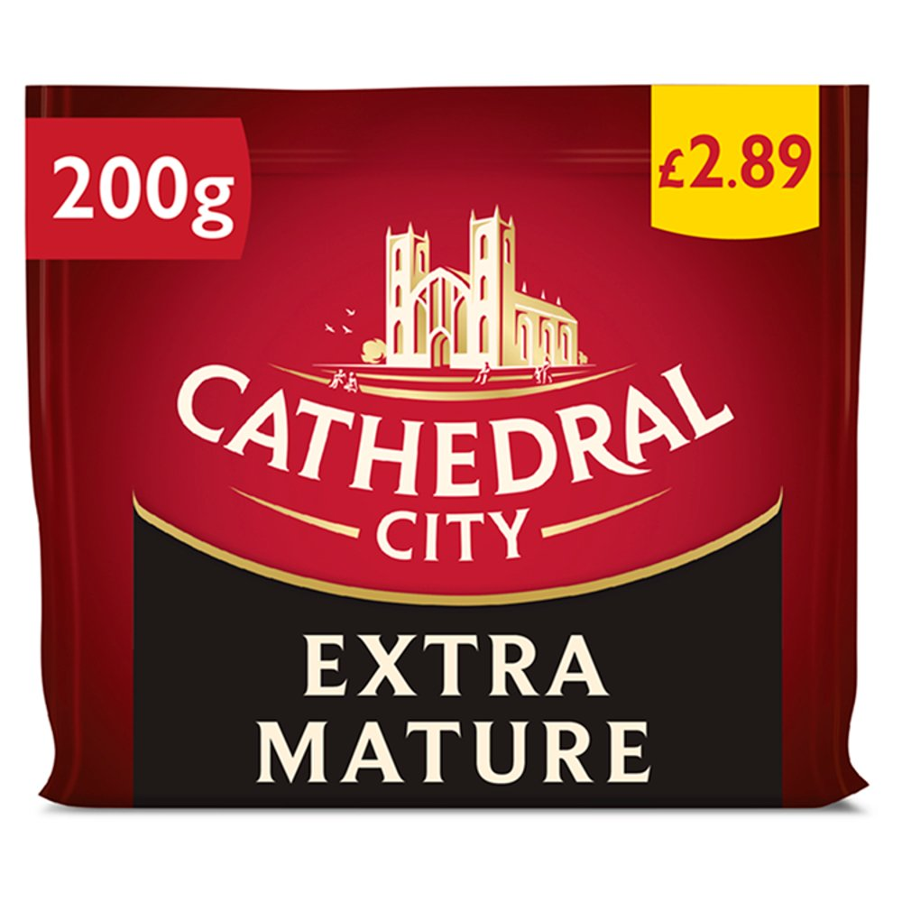 Cathedral City Extra Mature PM £2.89