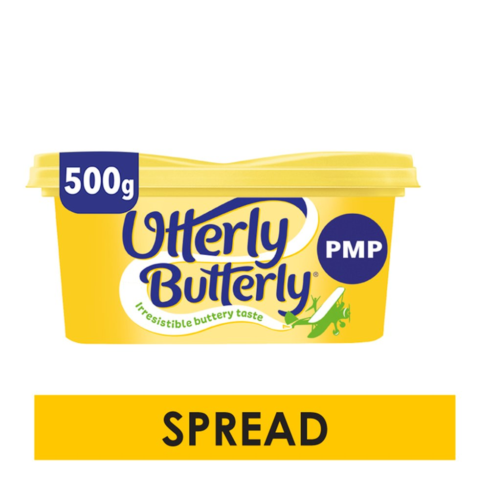 Utterly Butterly Spread 500g PM £1.89