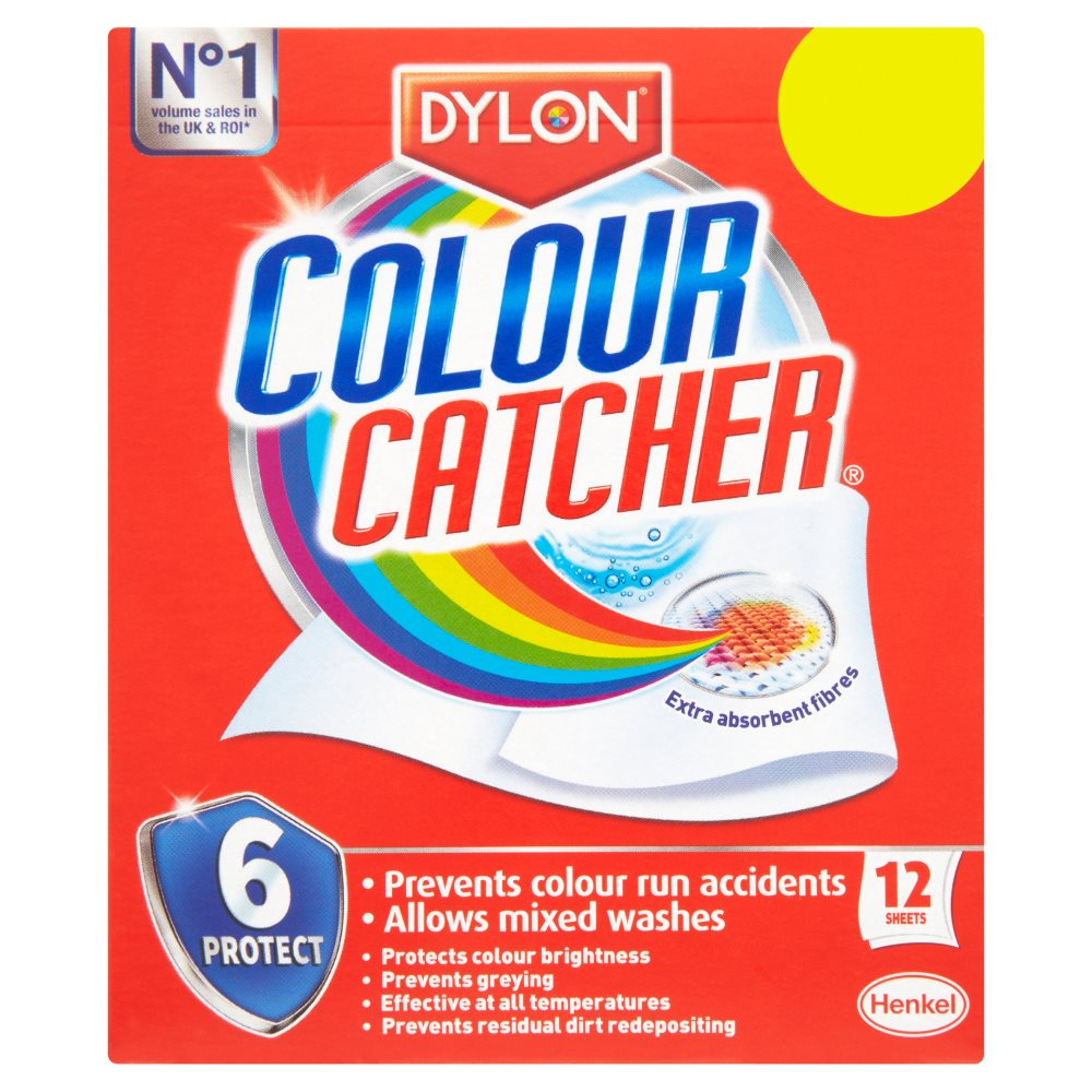 Dylon Colour Catcher £1.89