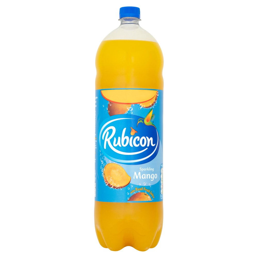 Rubicon Sparkling Mango Juice Drink 2Ltr £1.69