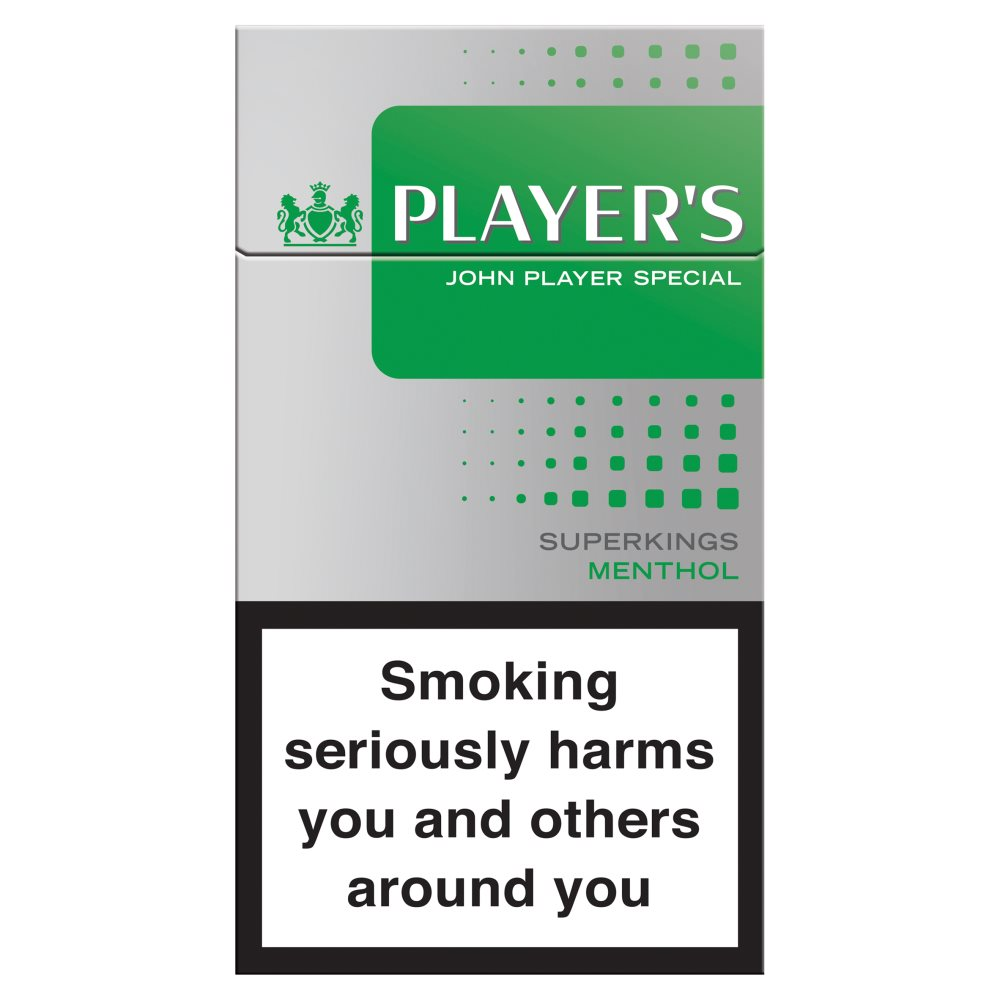 Players Super King Menthol