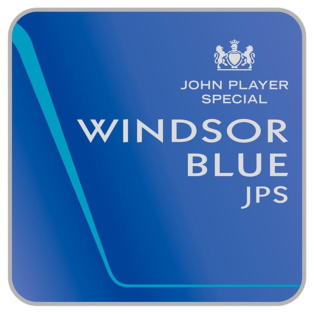 Windsor Blue JPS Real Blue 20