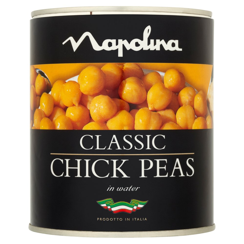 Napolina Classic Chick Peas in Water 800g