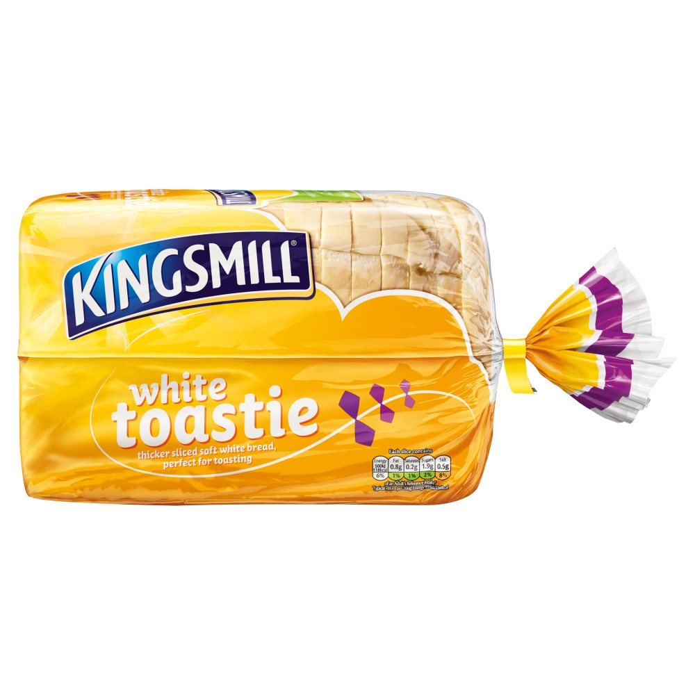 Kingsmill Everyday White Extra Thick 800g