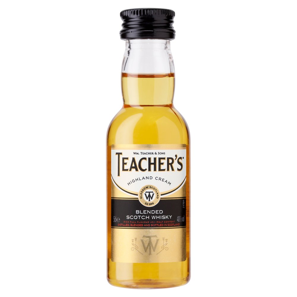 Teachers Whisky 5cl