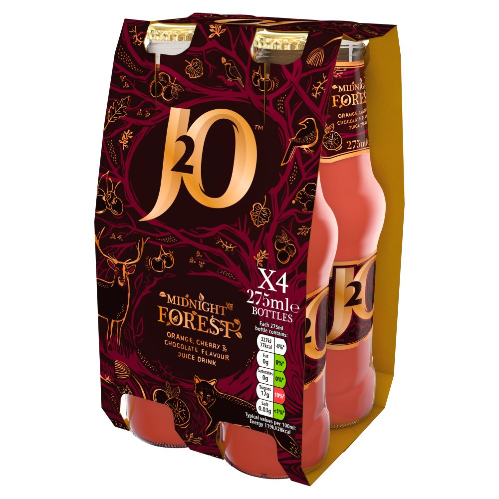 J20 Midnight Forest 4pack