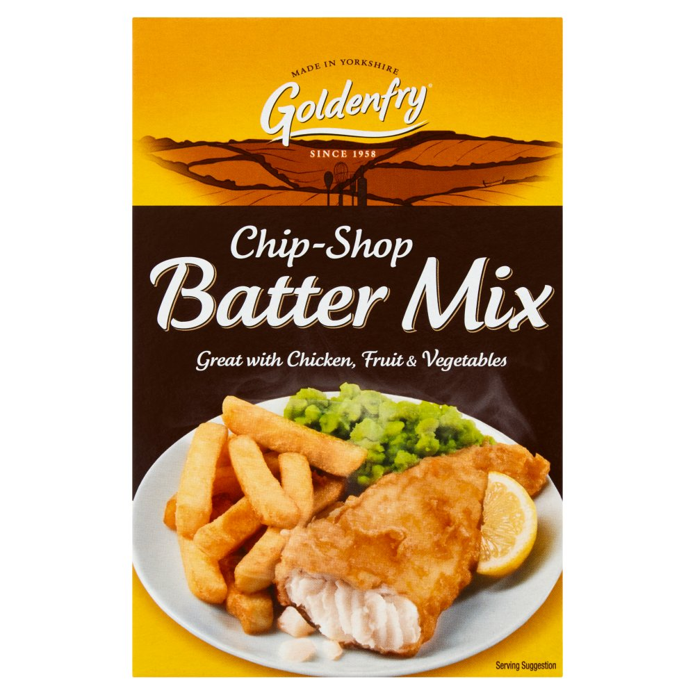 Goldenfry Chip Shop Batter 170g