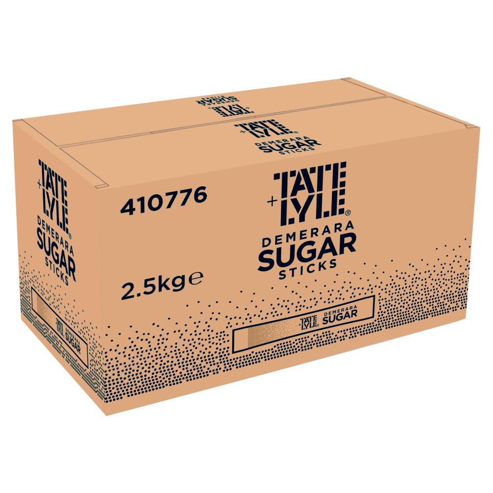 Tate & Lyle Demerara Sticks 2.5kg