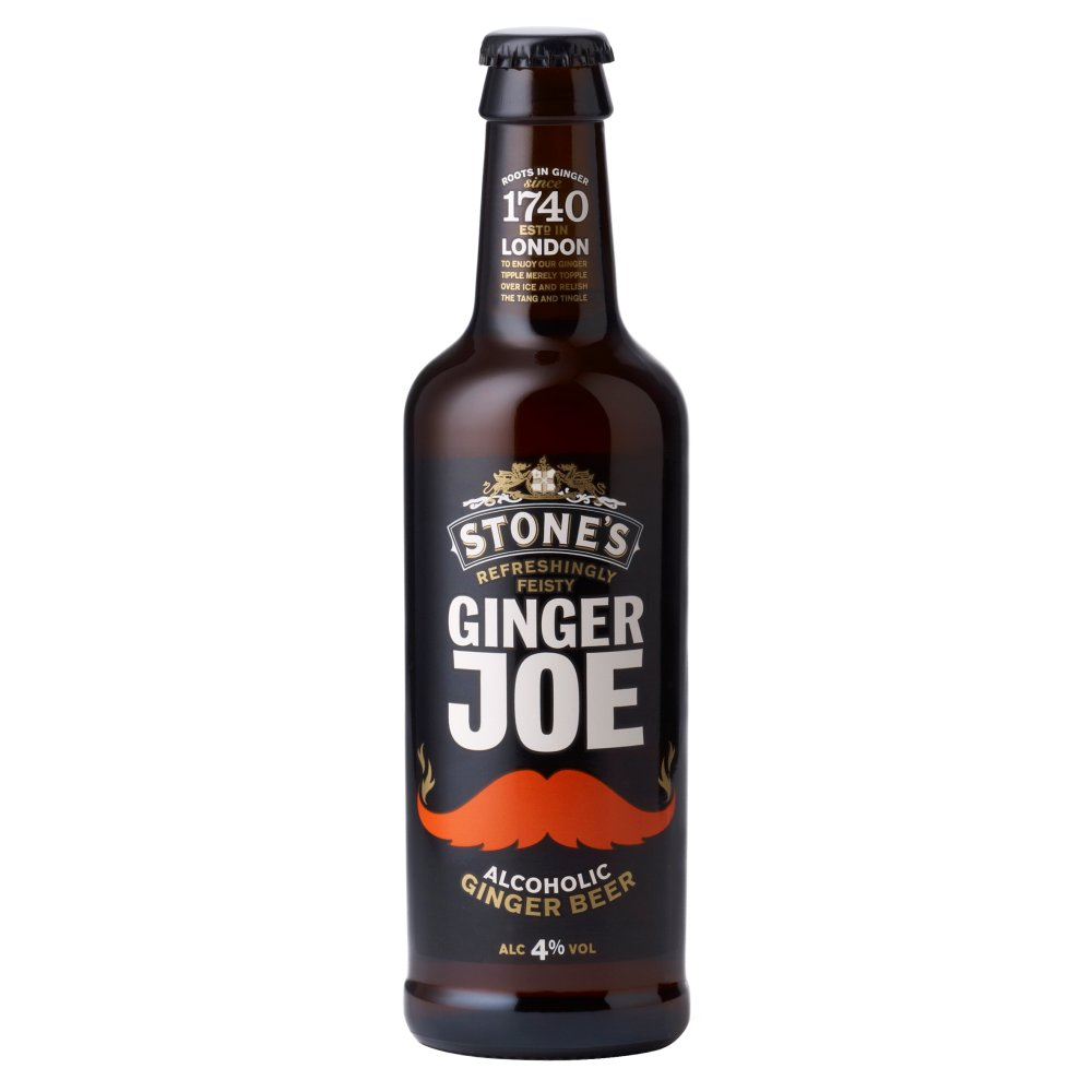 Stones Ginger Joe Beer