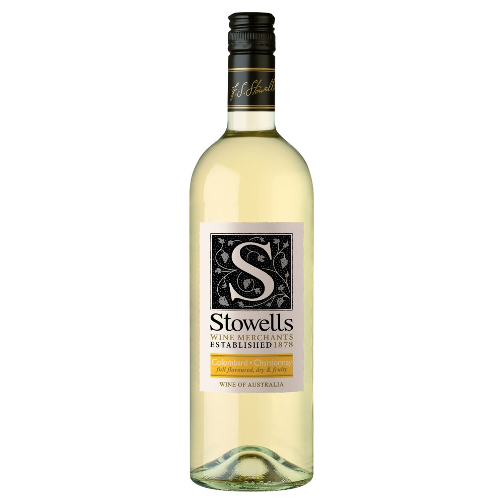 Stowells Colombard Chardonnay (Aus)75cl
