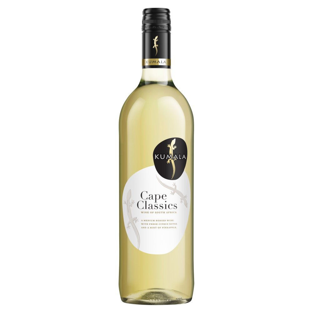 Kumala Cape Classic White Wine 750ml