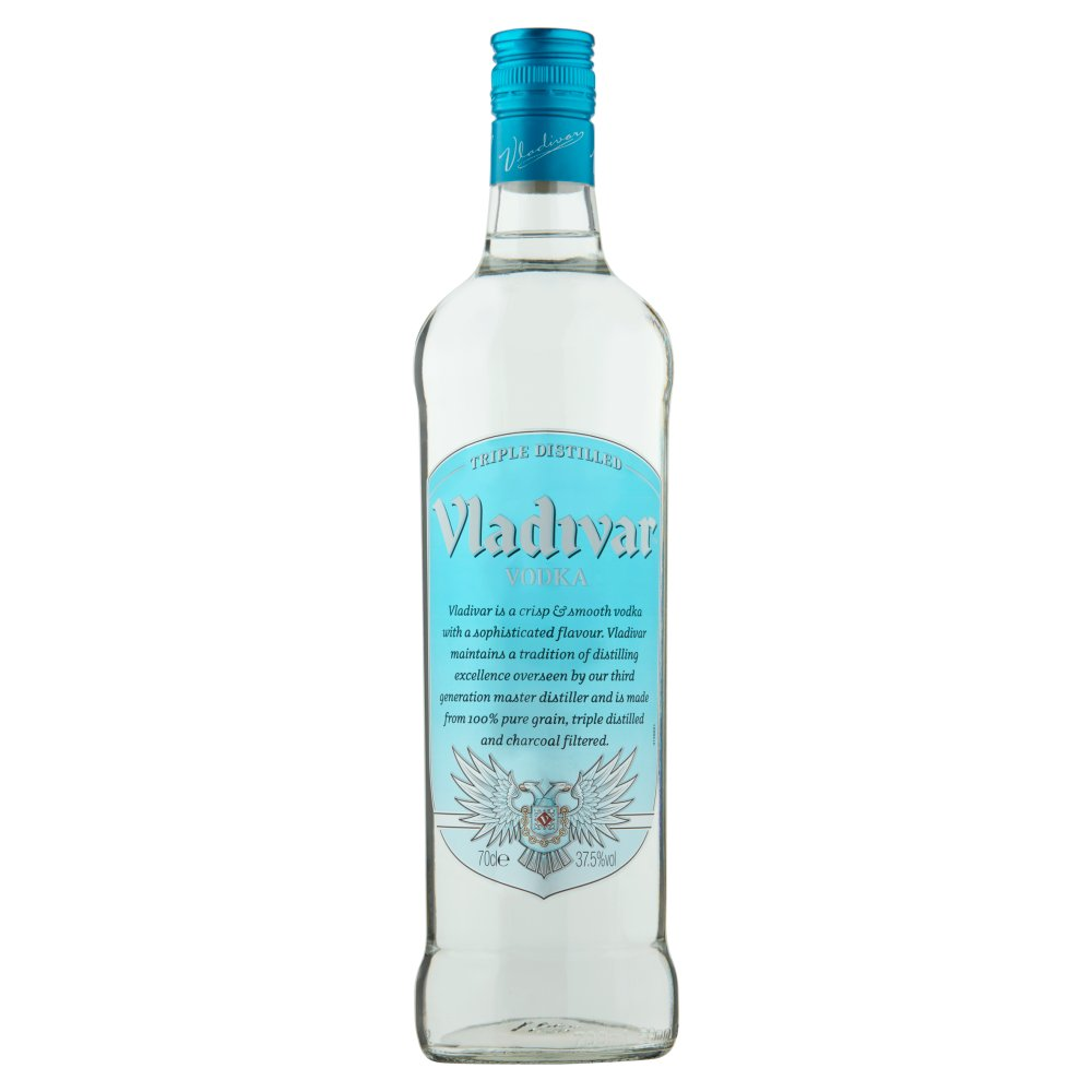 Vladivar Vodka 70cl