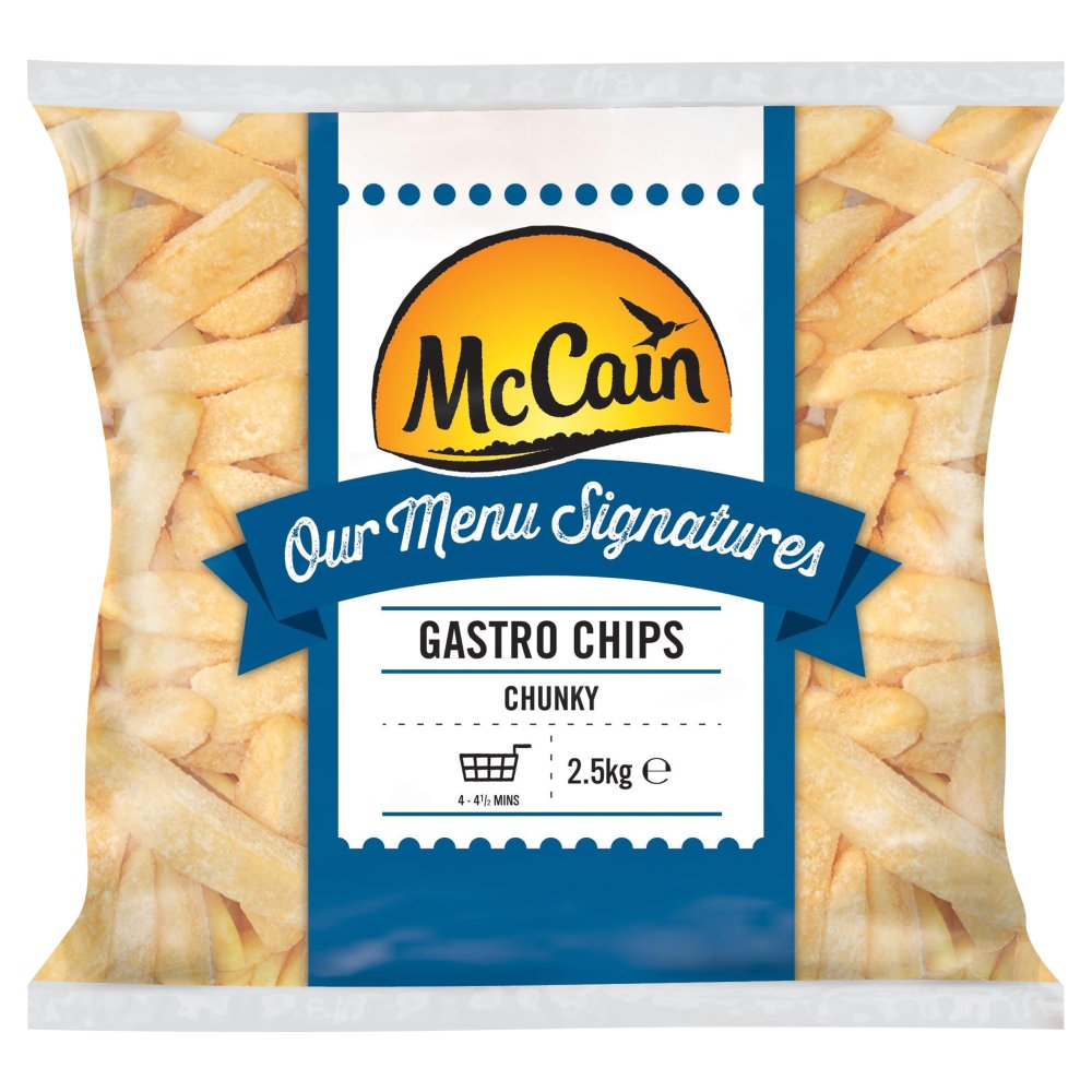 Mccain Signature Traditional Gastro Chunky