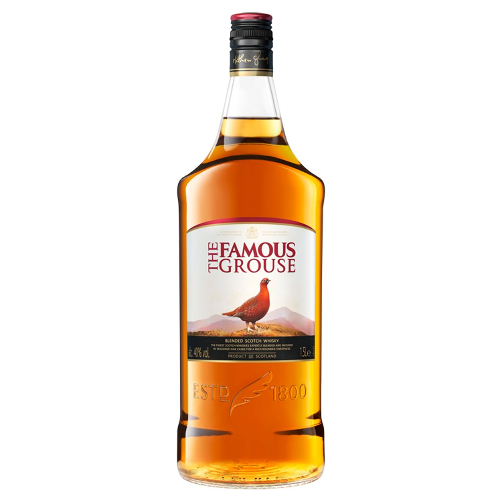 Famous Grouse Whisky 1.5Ltr