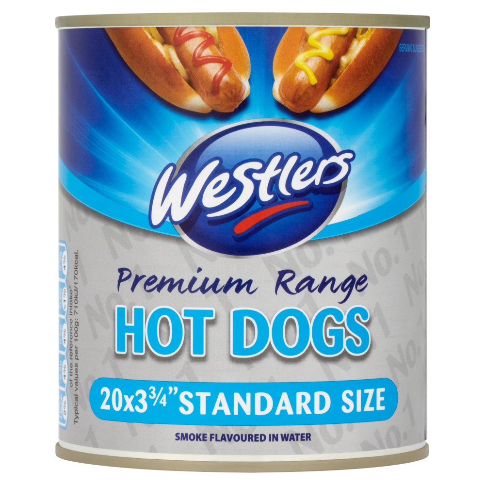 Hot Dogs Standard