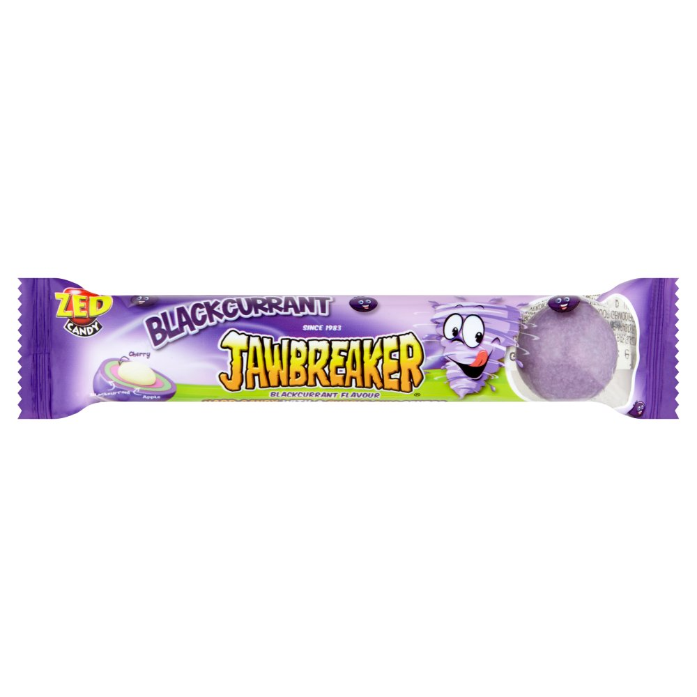 Zed Candy Jawbreaker Blackcurrant Flavour 41.3g
