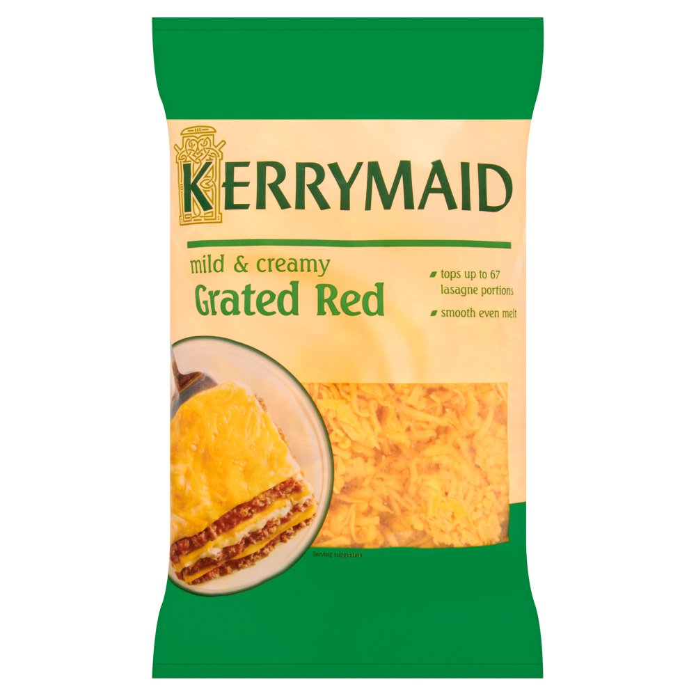 Kerrymaid Colour Grated Cheese