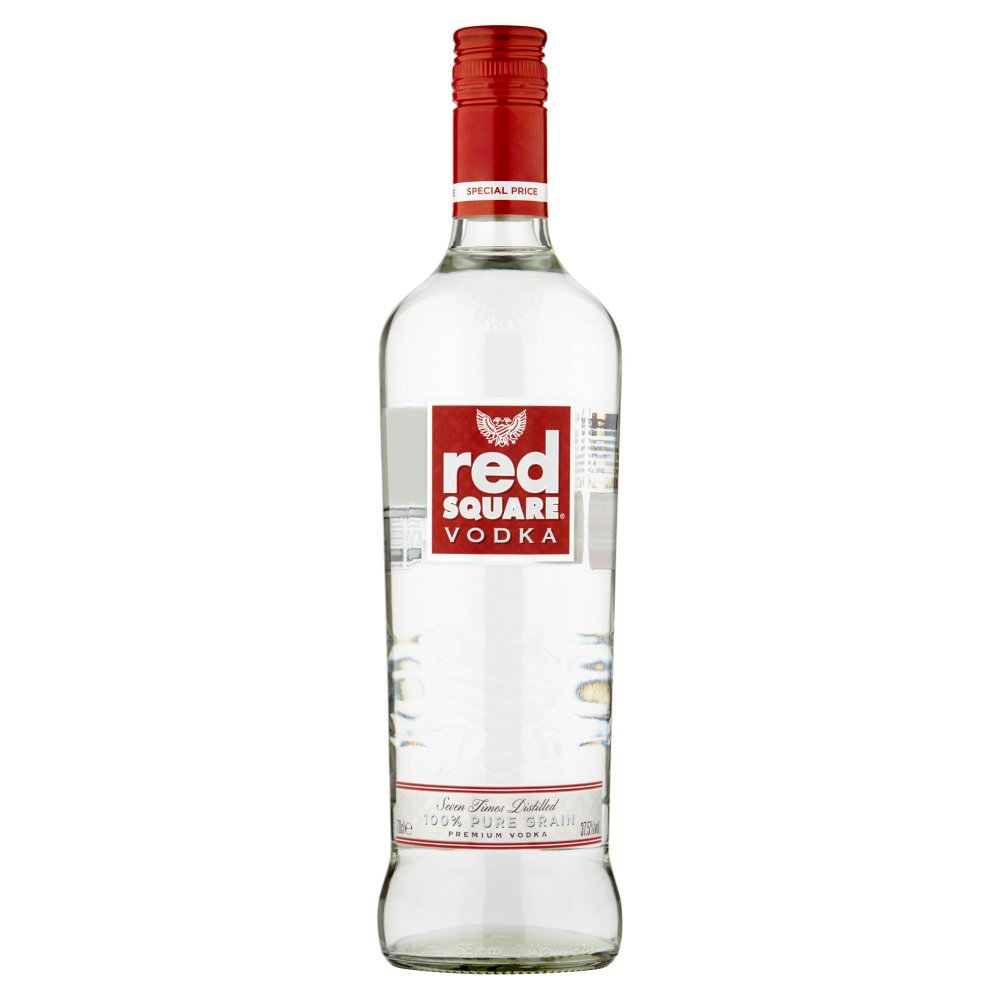 Red Square Vodka £12.99