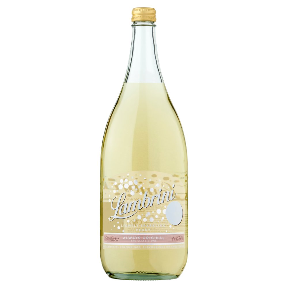 Lambrini Always Original Lightly Sparkling Perry 125cl
