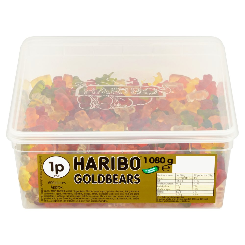 Haribo Gold Bears Pce