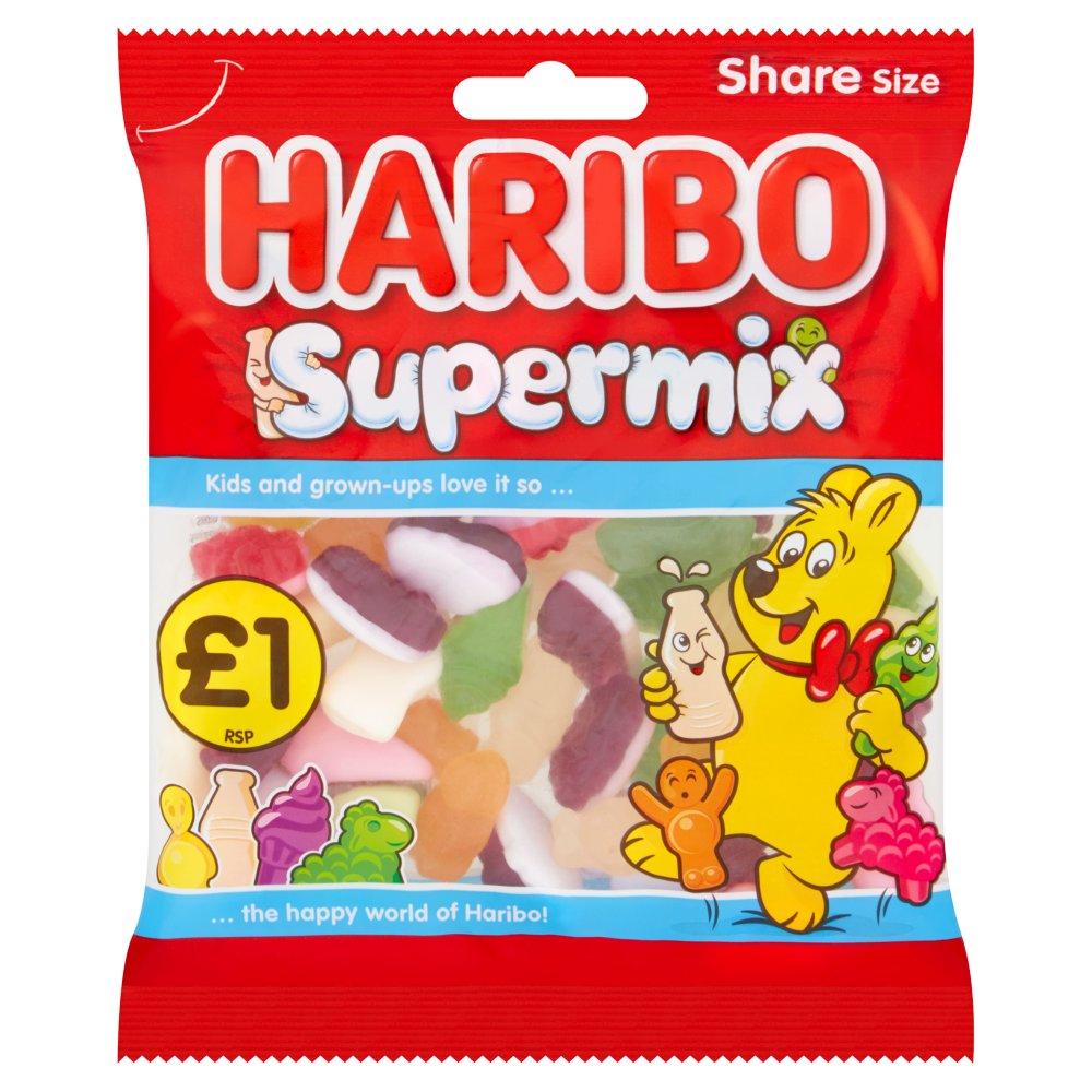 HARIBO Super Mix Bag 160g £1PM