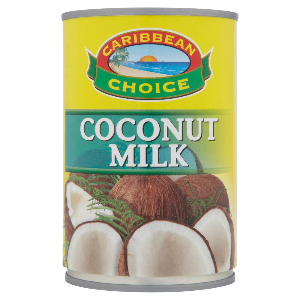 Caribbean Choice Coconut Milk 400ml