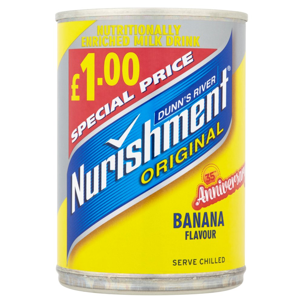 Nurishment Banana PM £1