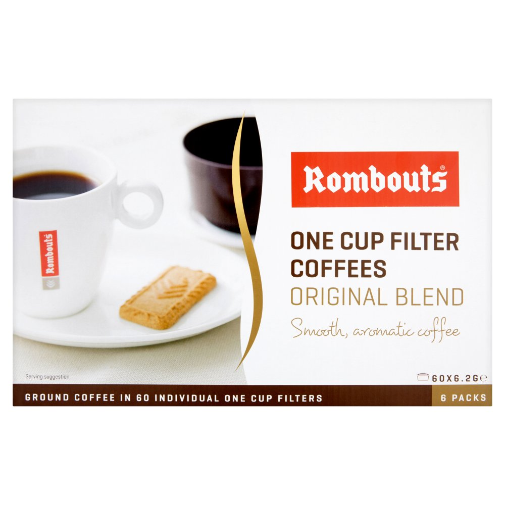 Rombouts Coffee Filters