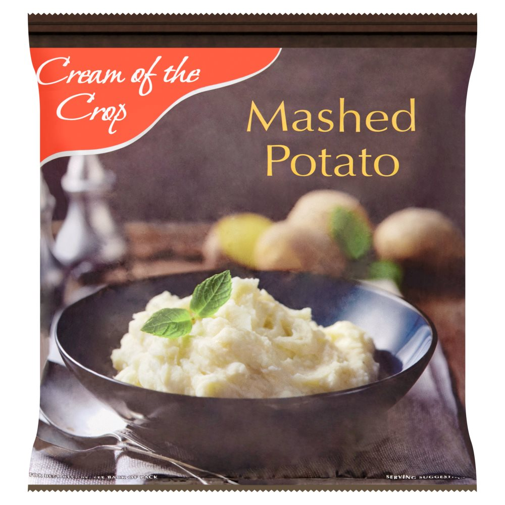 Cream of the Crop Mashed Potato 680g