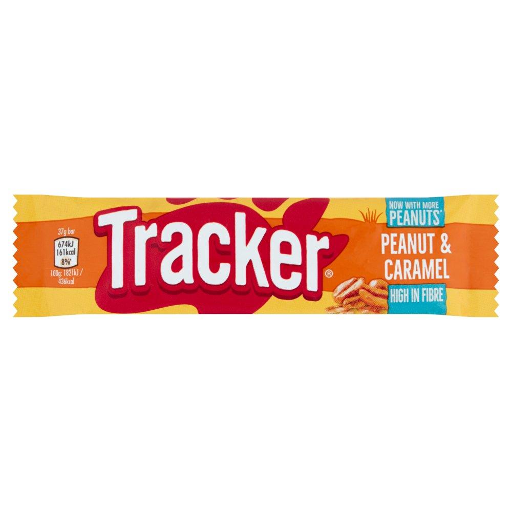 TRACKER® Crunchy Peanut 37g