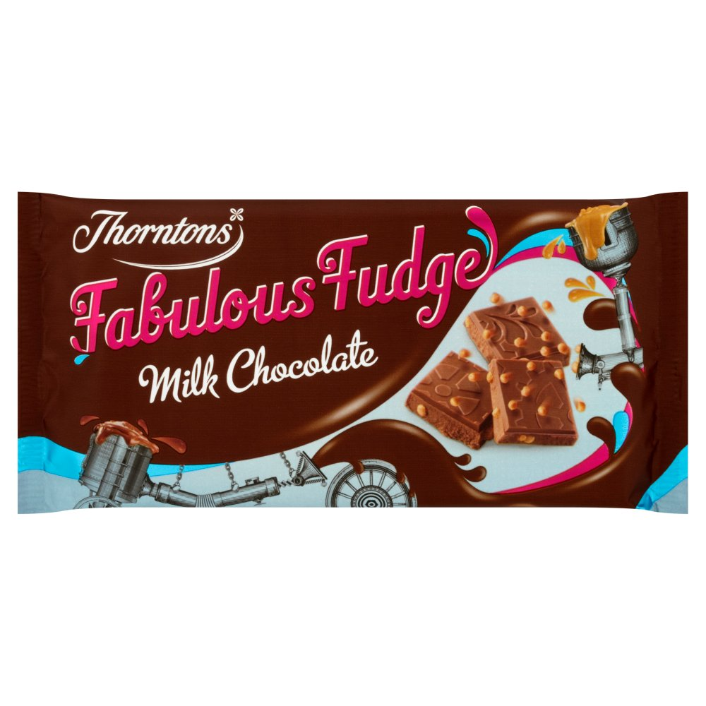 Thorntons Fabulous Fudge Bar