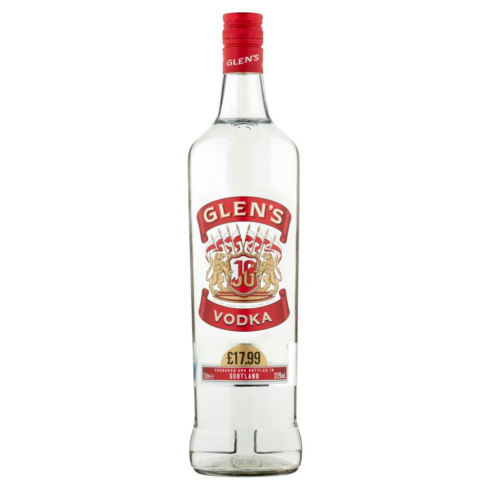 Glen's Vodka 1 Litre