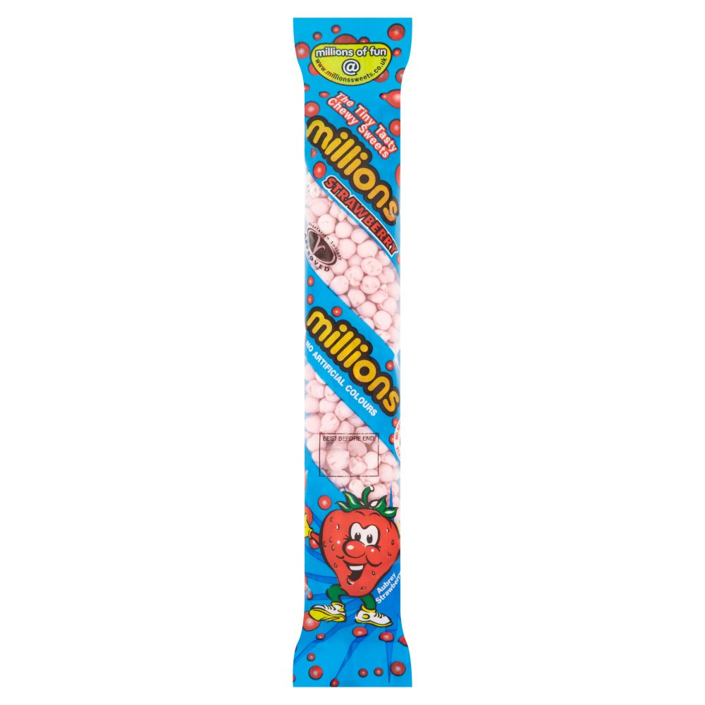 Millons Tubes Strawberry