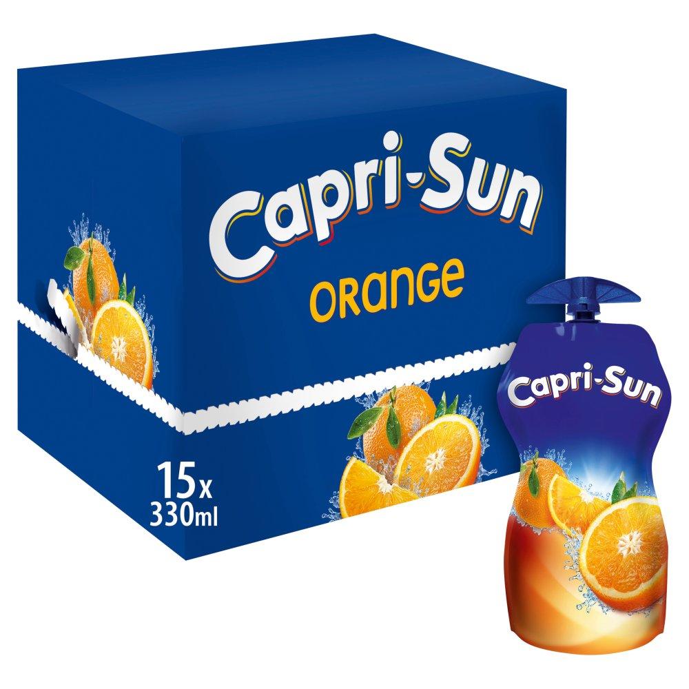 Capri-Sun Orange 15 x 330ml