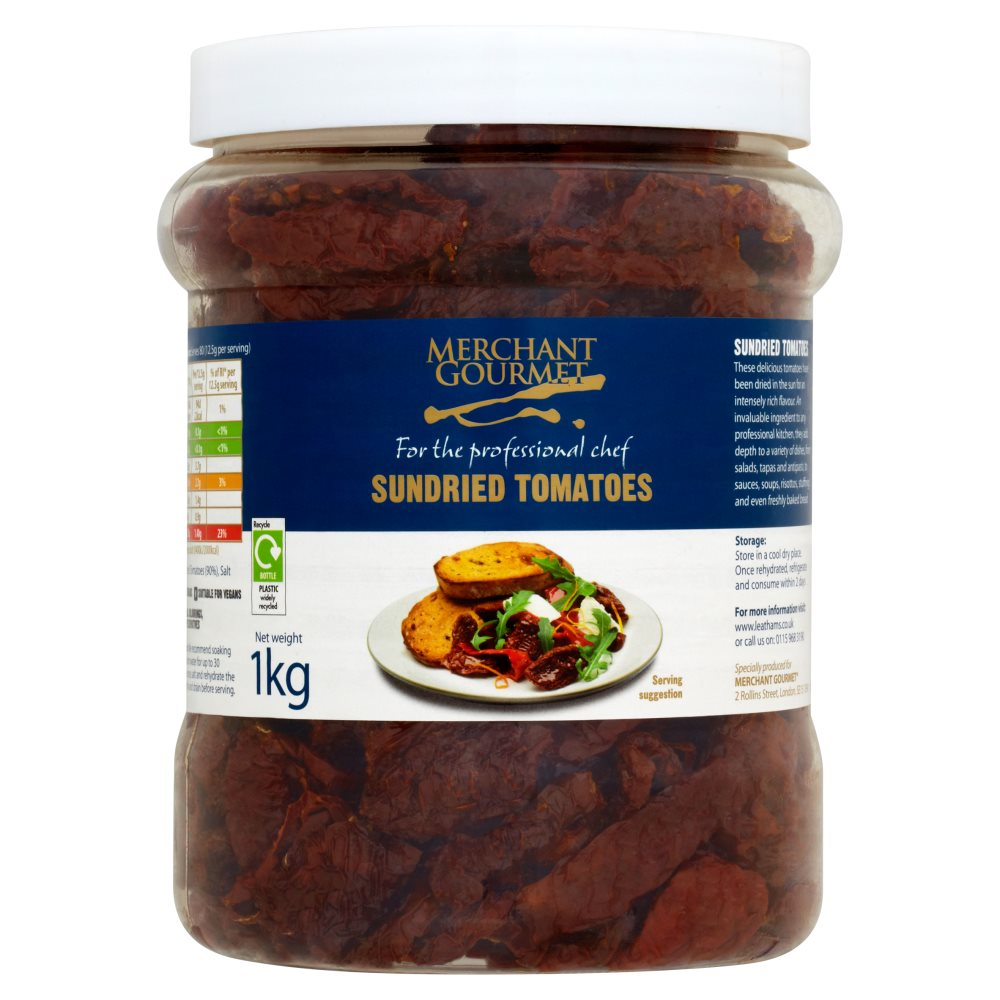 Merchant Gourmet Chefs Sundried Tomatoes