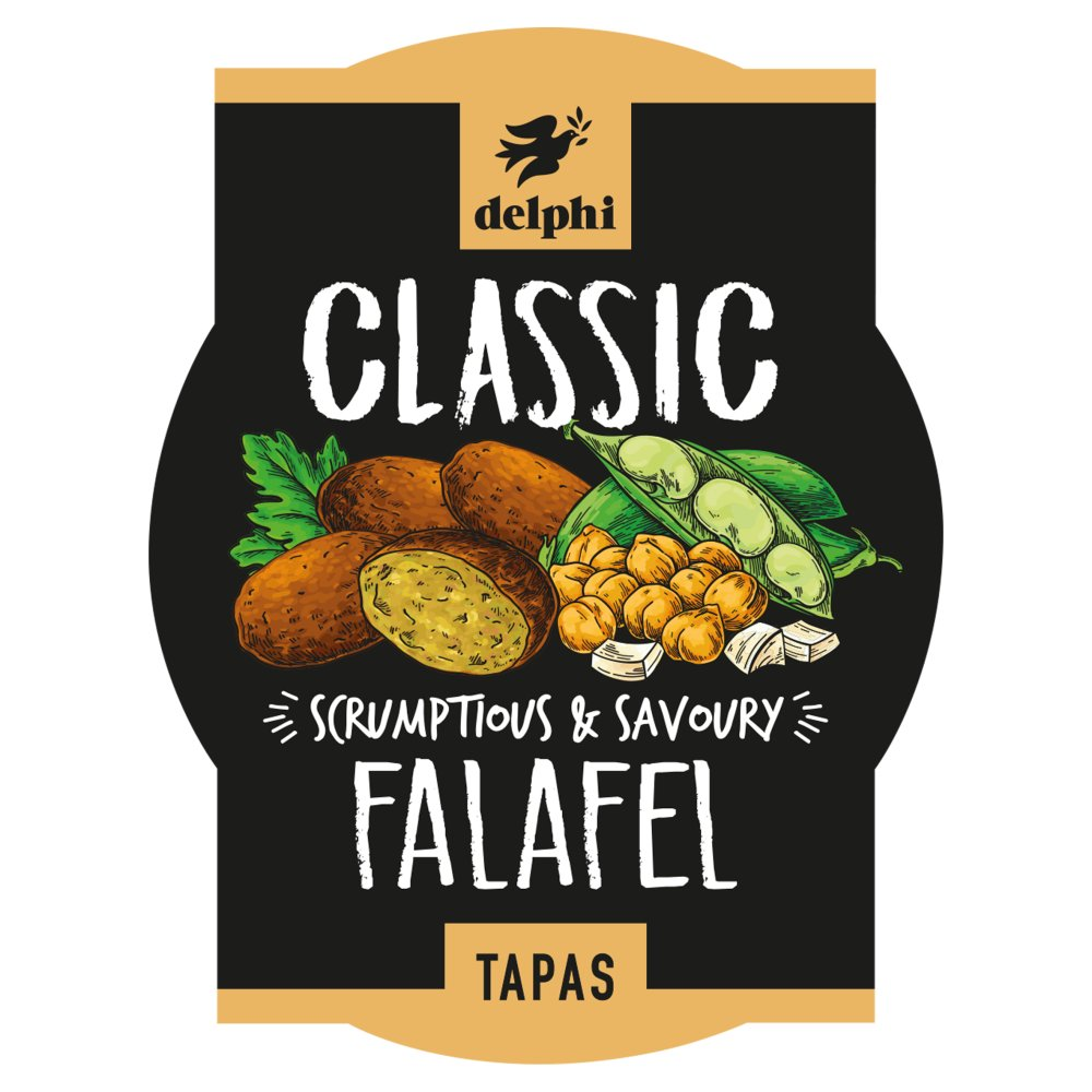 Delphi Classic Falafel 110g