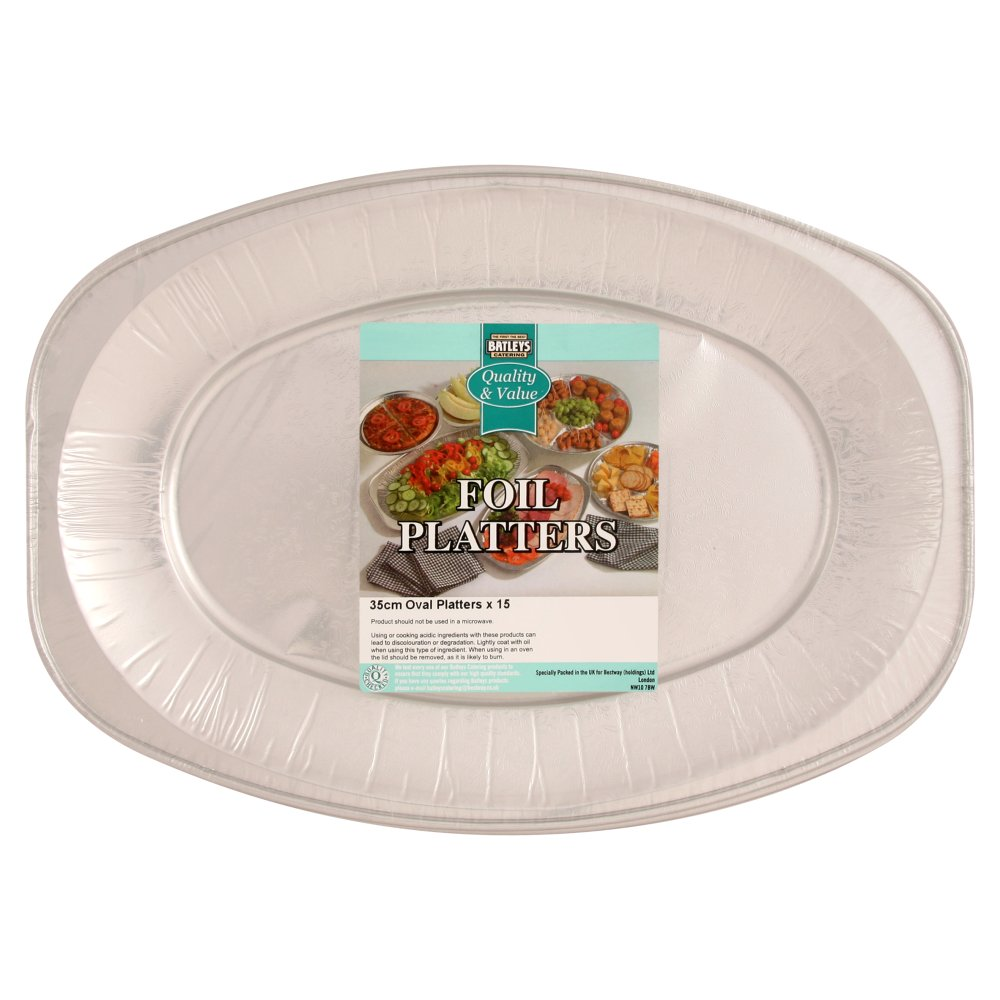 Batleys Oval Platter Small