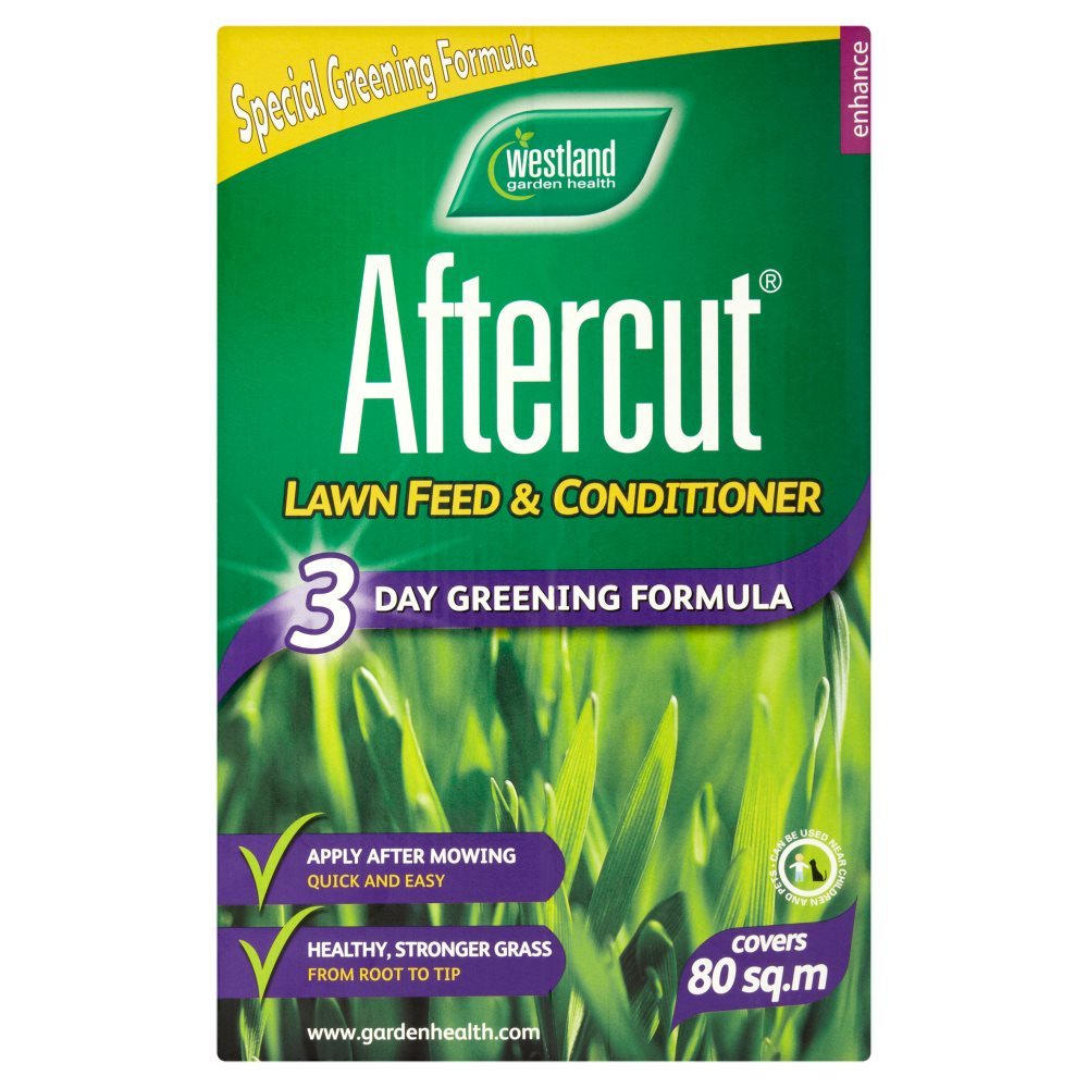 Aftercut 3 Day Green Lawn Feed Box