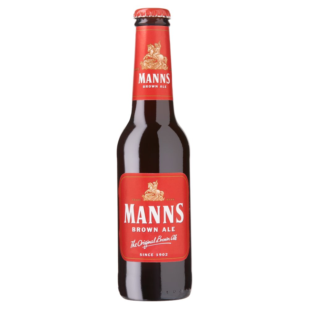 Manns Brown Ale 275ml