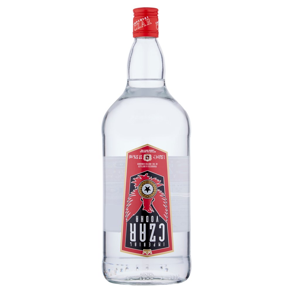 Imperial Czar Vodka 1.5Ltr