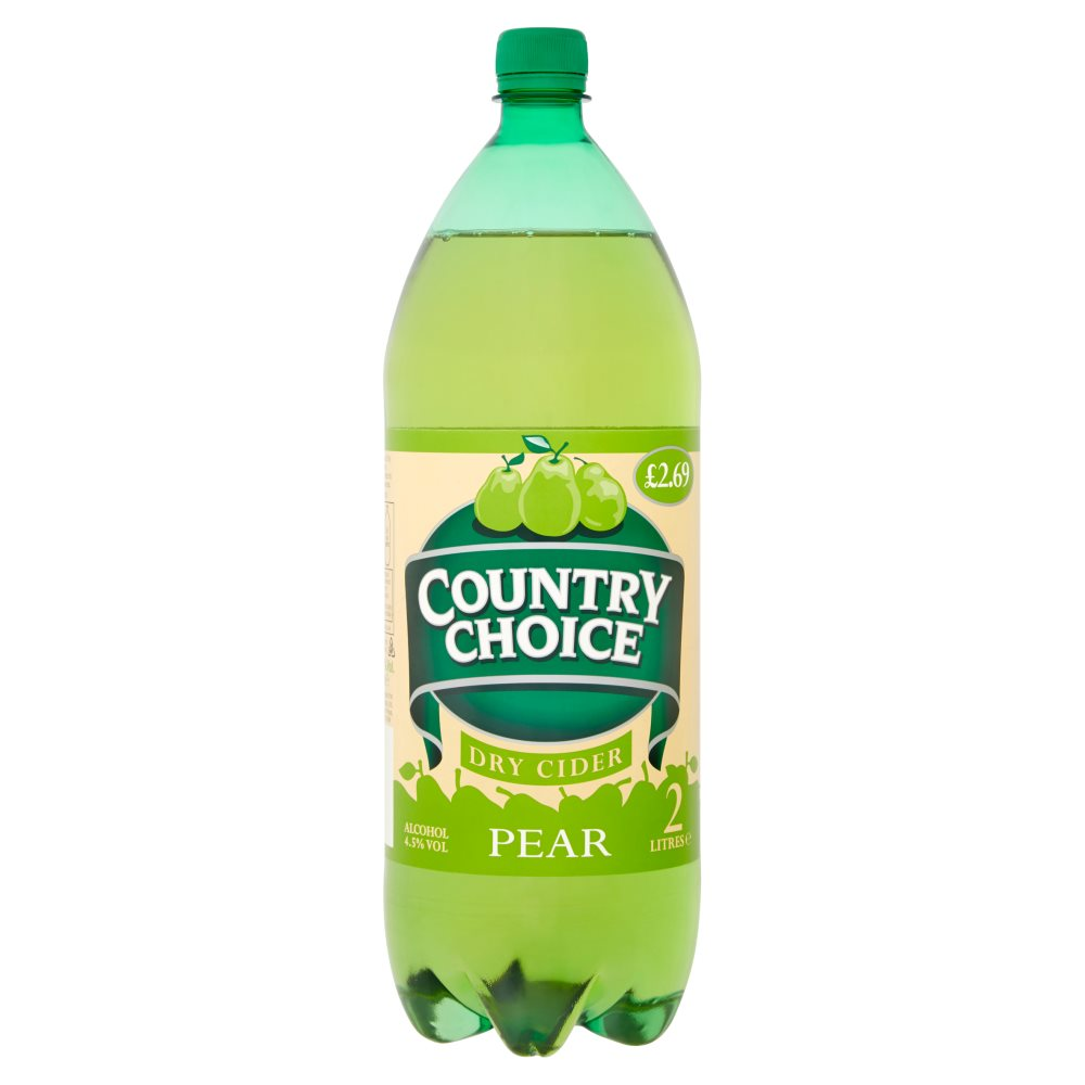 Country Choice Pear PM £2.69