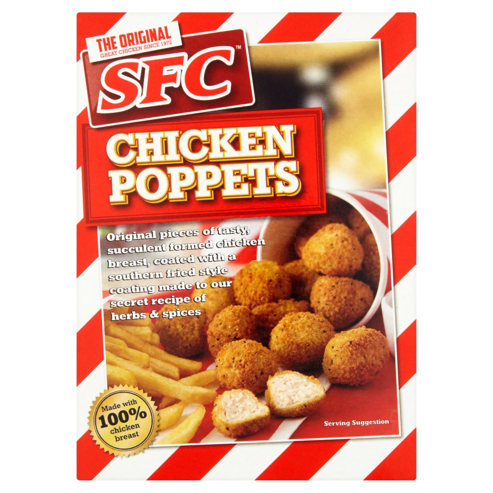 SFC The Original Chicken Poppets