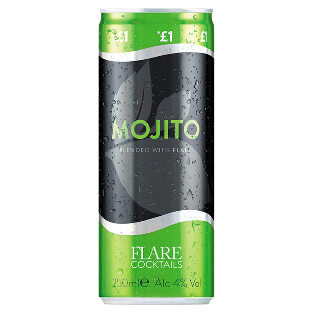 Flare Cocktails Mojito 250ml