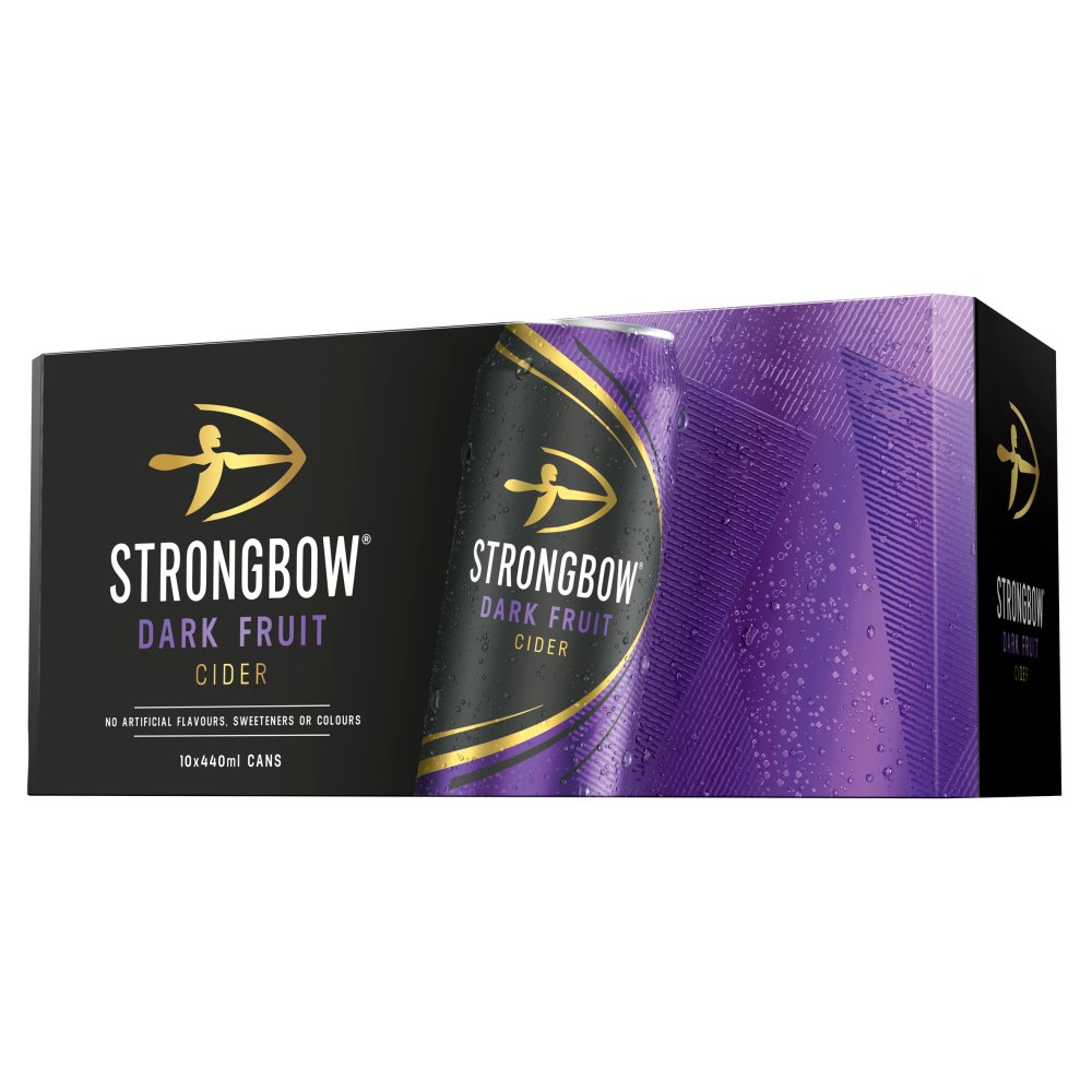 Strongbow Dark Fruit 10pack