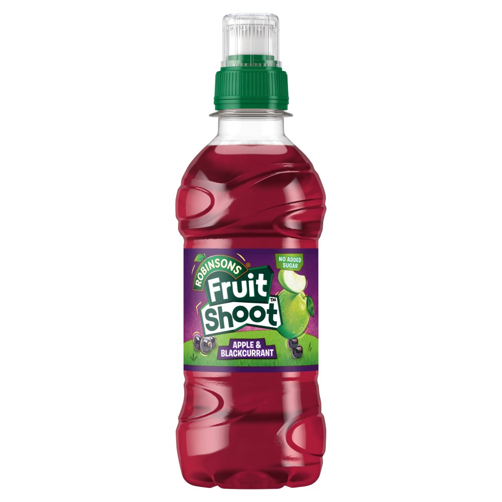 Robinsons Fruit Shoot Apple and Blackcurrant 275ml