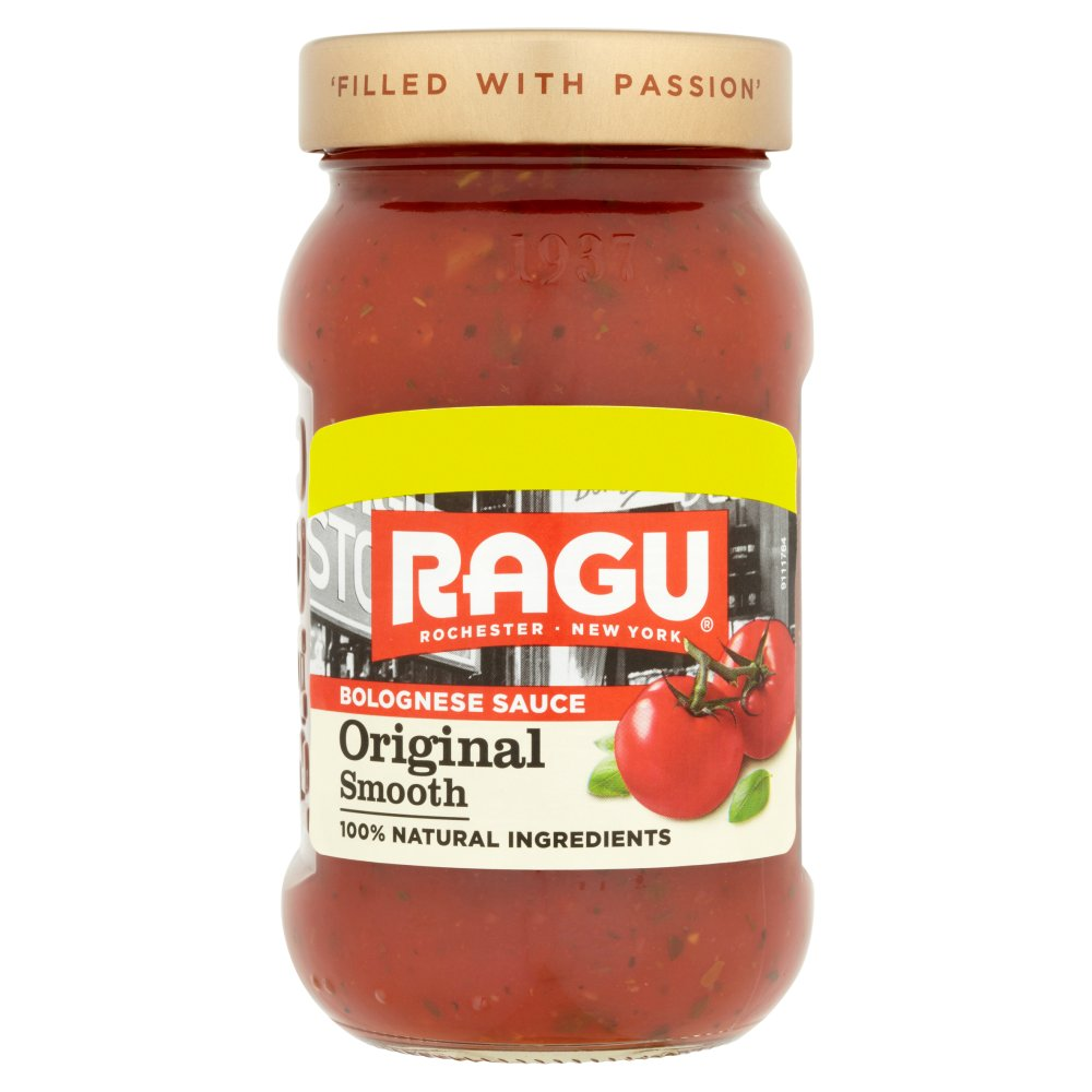 Ragu Original Smooth Bolognese Sauce £1