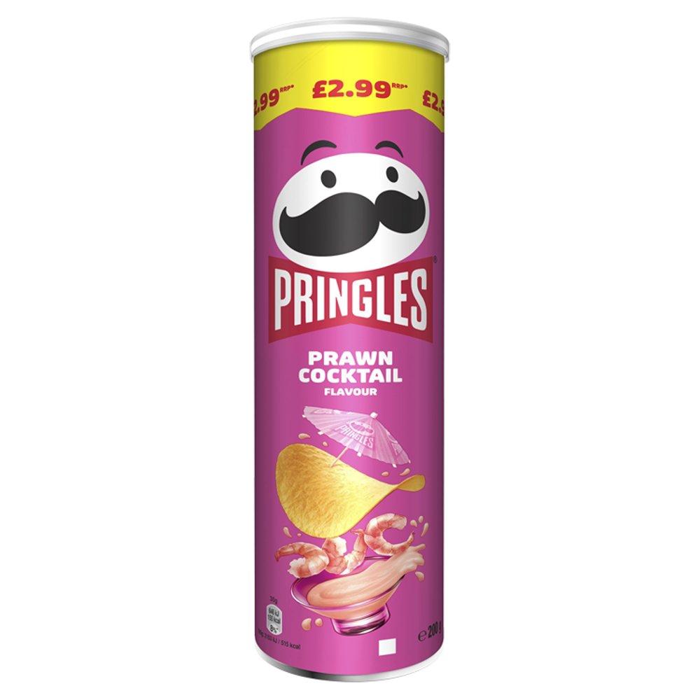 Pringles Prawn Cocktail Flavour 200g