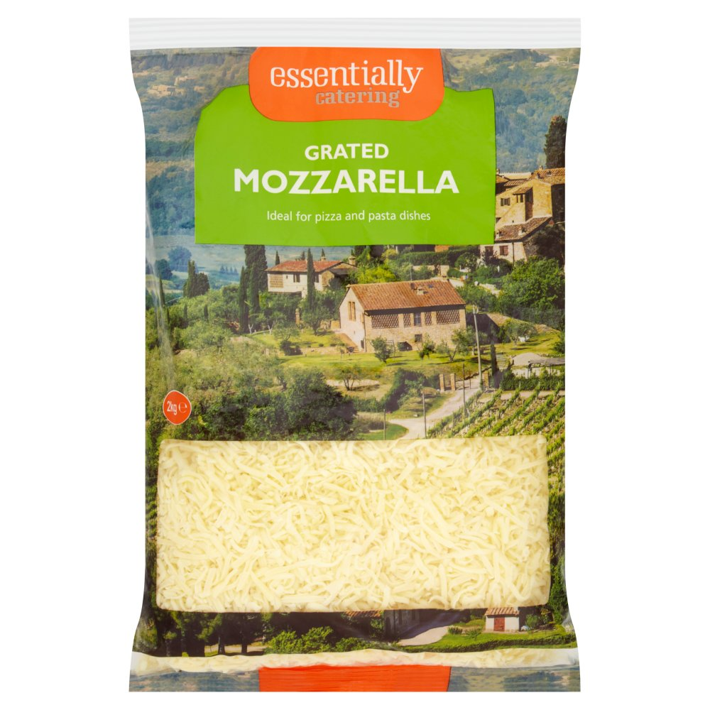 Essentially Catering Grated Mozzarella
