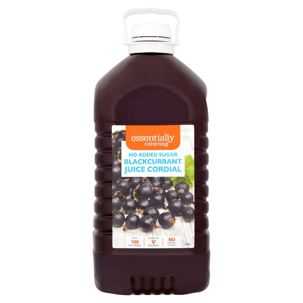Essentially Catering Blackcurrent Nas Juice